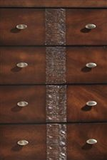 Textured Drawer Fronts