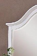 Arched Shapes with Crown Molding Details