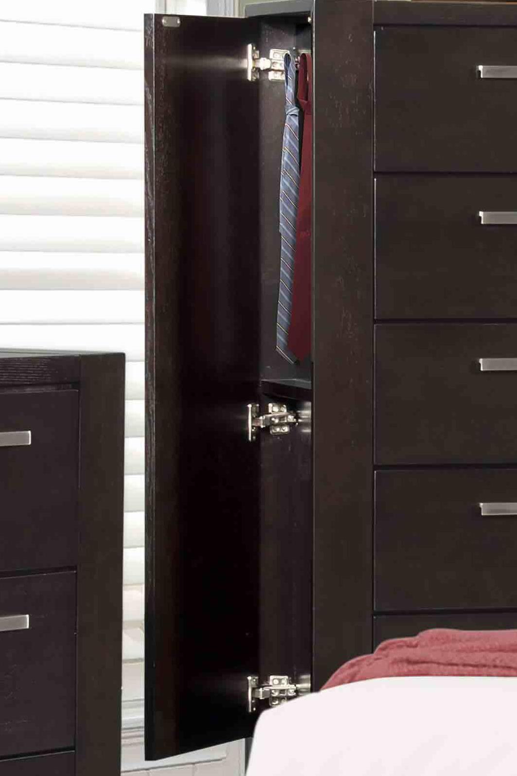 Good Furniture Lansing #29 - Elements International Lansing 2 Drawer Nightstand With Block Feet |  Powellu0027s Furniture And Mattress | Night Stands