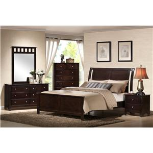 collection room settings - Mor Furniture Bedroom Sets