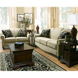 England Eliza Traditionanl Upholstered Sofa