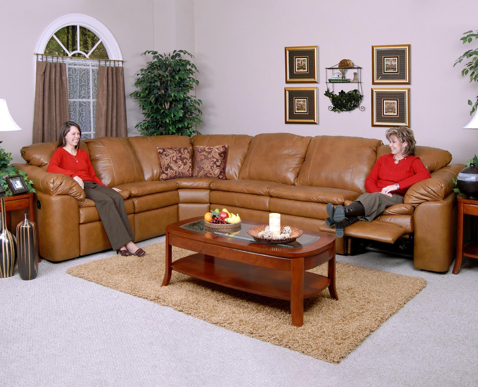 England Lackawanna Leather Motion Chair Boulevard Home