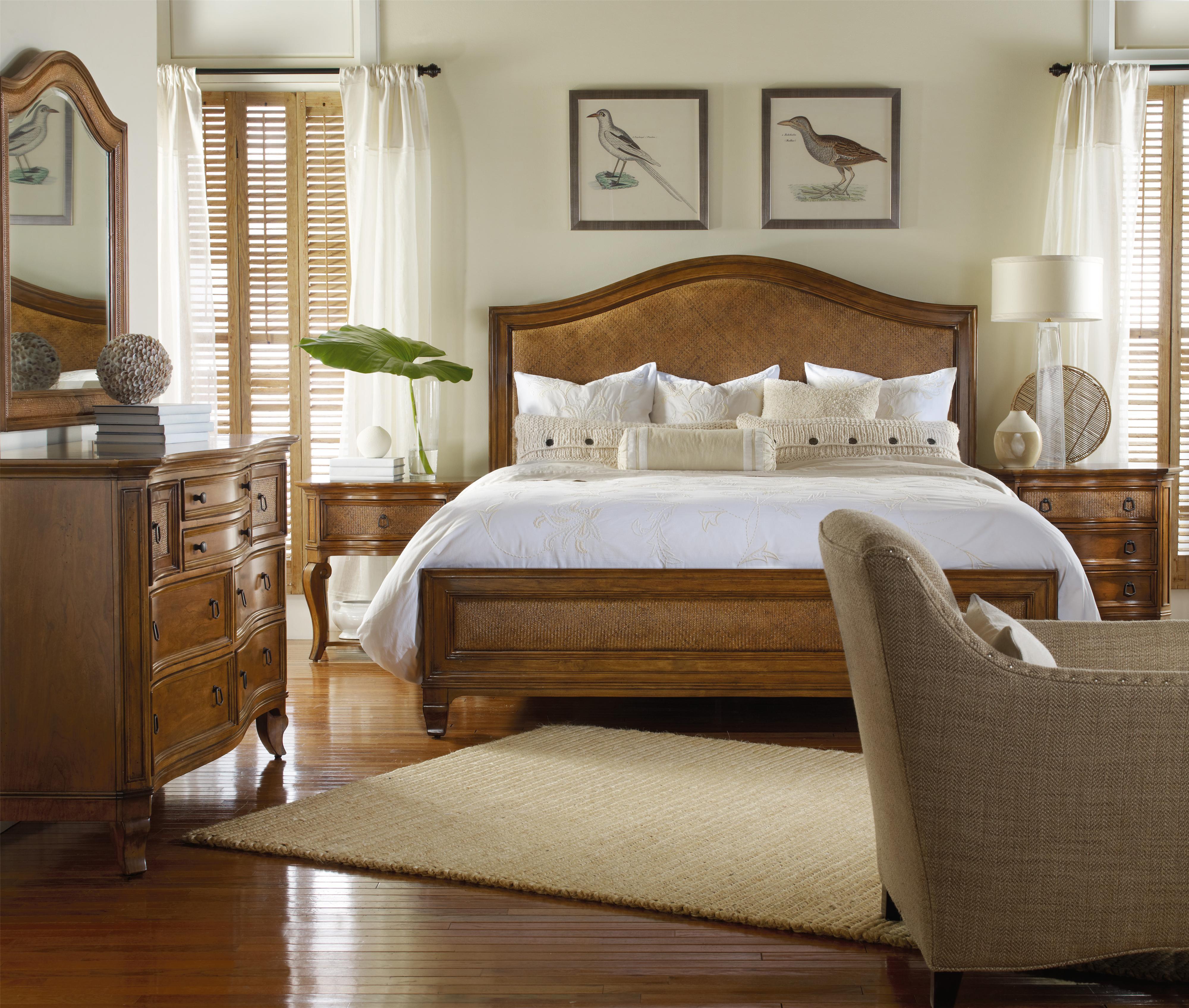set west panel wood product vintage hooker bedroom bed zm furniture traditional