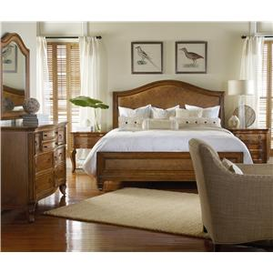 Hooker Furniture Windward King Bedroom Group