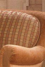 Rounded Loose Back Cushion