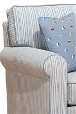 Coordinating Welt Cord Trim Creates a Colorful Accent Along the Seams of your Sofa