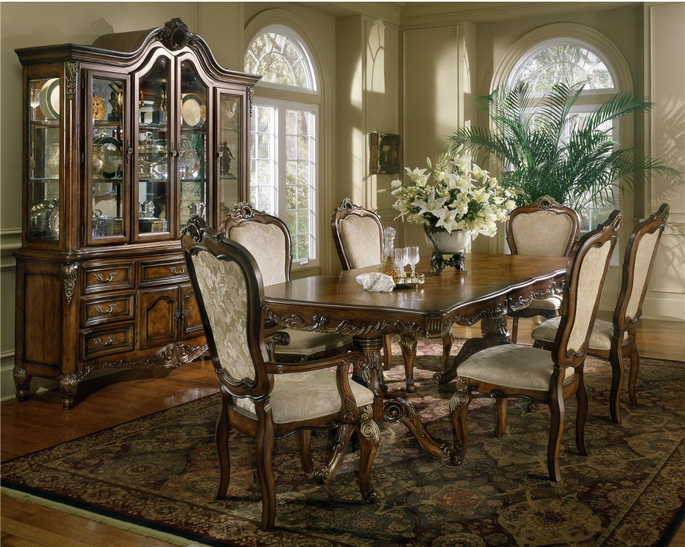 Charmant Fairmont Designs Repertoire Double Pedestal Dining Table    BigFurnitureWebsite   Dining Room Table
