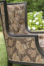 Nailhead Trim Outlines Select Seating Options