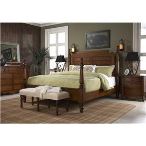 Michael Harrison Collection Summer Home Queen Bedroom Group