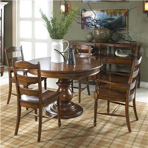 Fine Furniture Design Summer Home Formal Dining Room Group