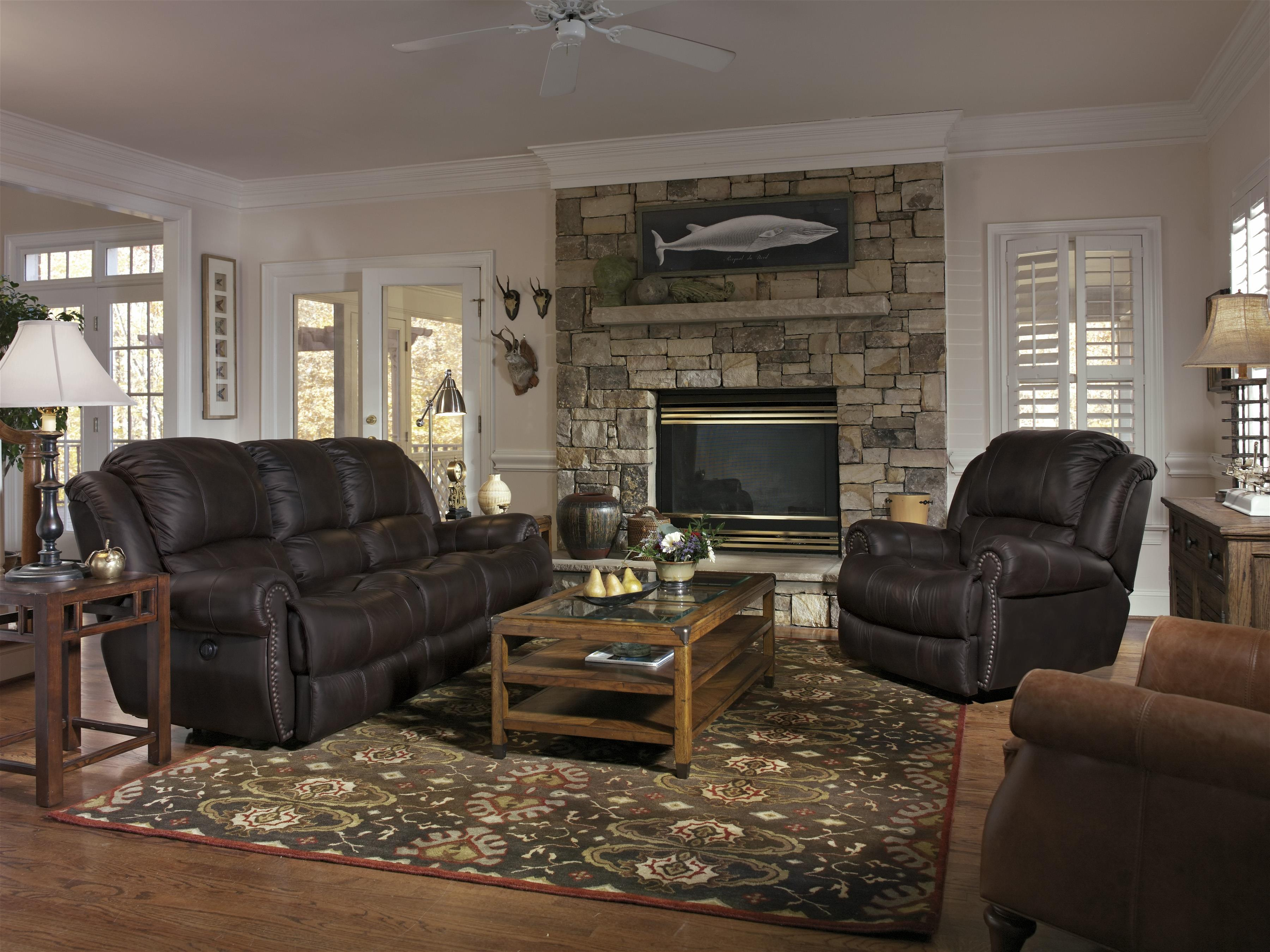 Flexsteel Latitudes - Capitol Reclining Living Room Group - Item Number: 1311 Living Room Group 1