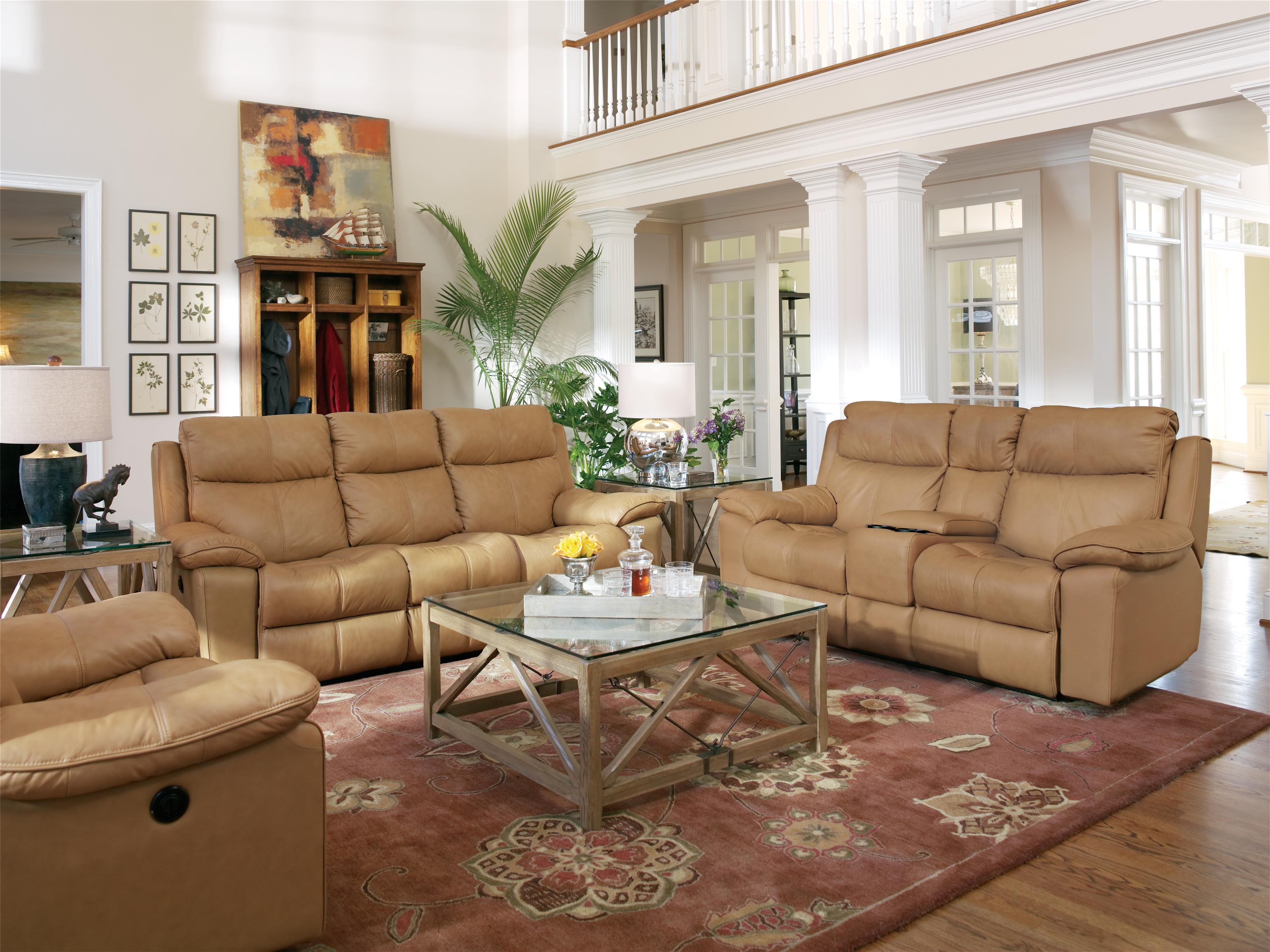Flexsteel Latitudes - Julio Reclining Living Room Group - Item Number: 1320 Living Room Group 1