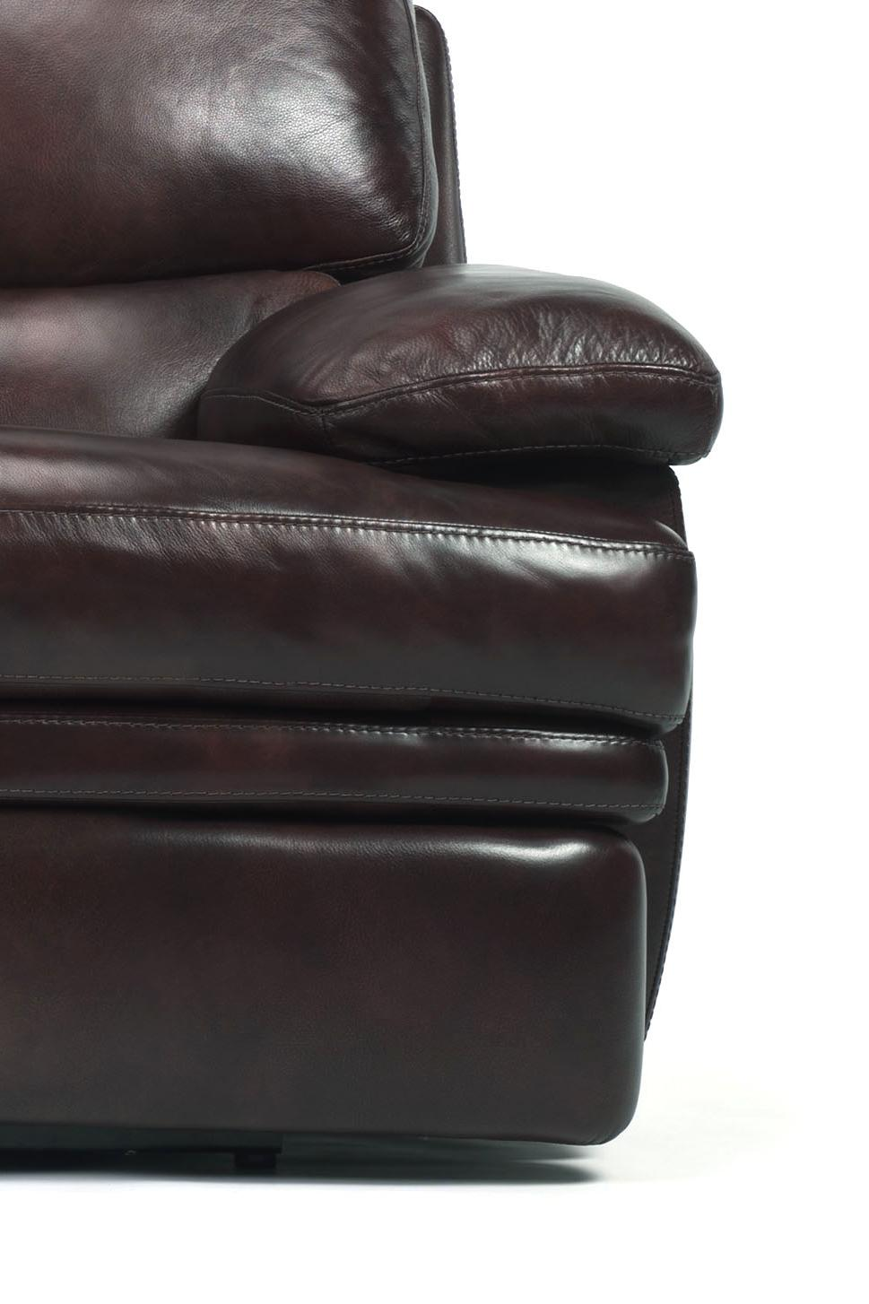 Leather Sectionals With Recliners 100 Brown