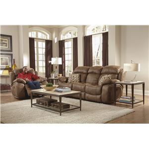 Flexsteel Latitudes-Como Reclining Living Room Group