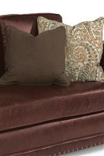 Accent Pillow(s) Included with Chair, Love Seat and Sofa