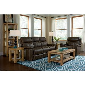 Flexsteel Latitudes-Grover Reclining Living Room Group