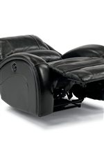 The Chair Mechanism Reclines and Extends Behind you to Create a Flat, Bed-Like Spot for Napping