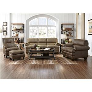 Flexsteel Latitudes-Leighton Stationary Living Room Group