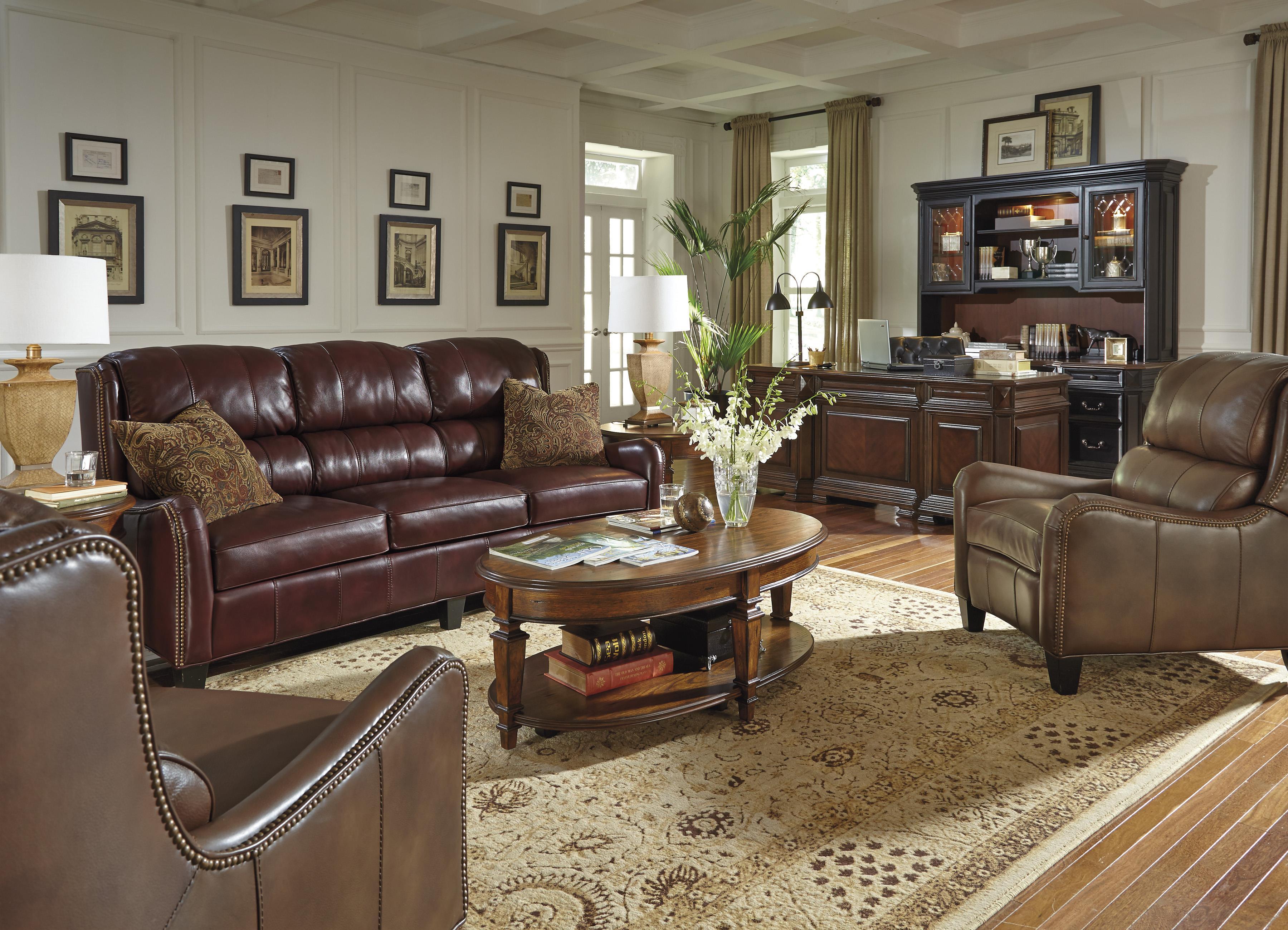 Flexsteel Latitudes-Lukas Stationary Living Room Group - Item Number: 1136 Living Room Group 1