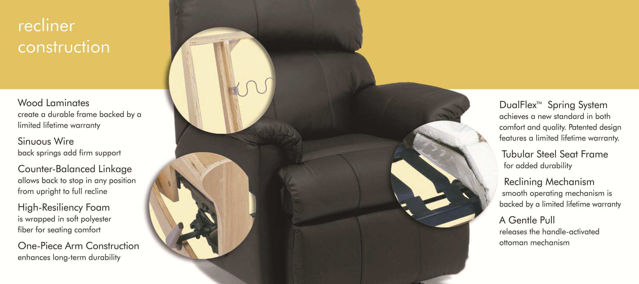 Flexsteel Latitudes Miles Traditional Power Reclining Sofa