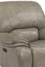 Divided Back Cushions with Inset for Lumbar Support