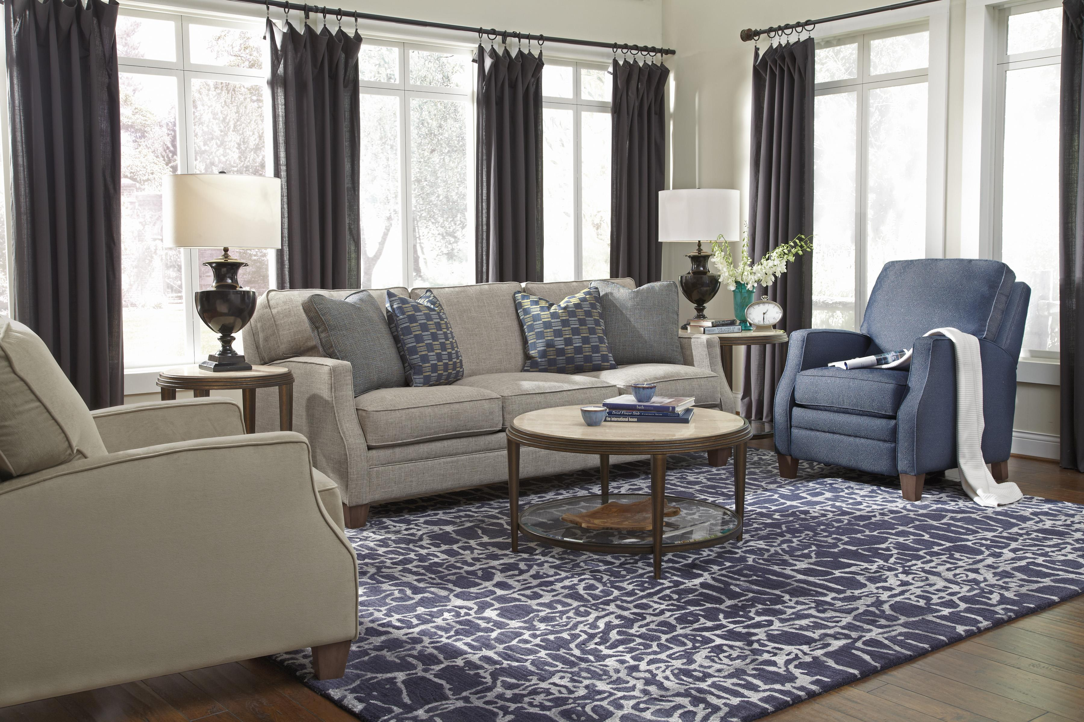 Attrayant Flexsteel Lenox Three Piece Sectional Sofa With RAF Loveseat | Wayside  Furniture | Sofa Sectional