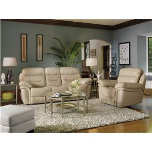 Flexsteel Latitudes - Westport Reclining Living Room Group
