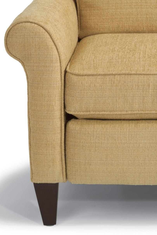 Flexsteel Westside Sofa Flexsteel Westside Sofa Jordan S Furniture Thesofa