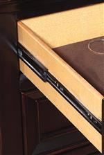 Side Metal Drawer Guides