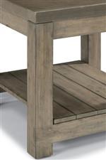 Wood Block Legs