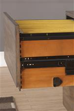 Hanging File Cabinets with Sturdy Dovetail Construction