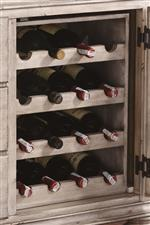 Removable Wine Storage