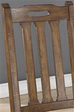 Slat Back Chairs
