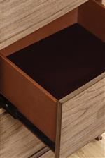 Felt-Lined Drawer
