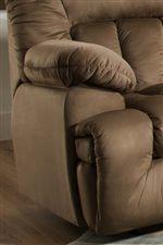 Plump Pillow-Top Arm
