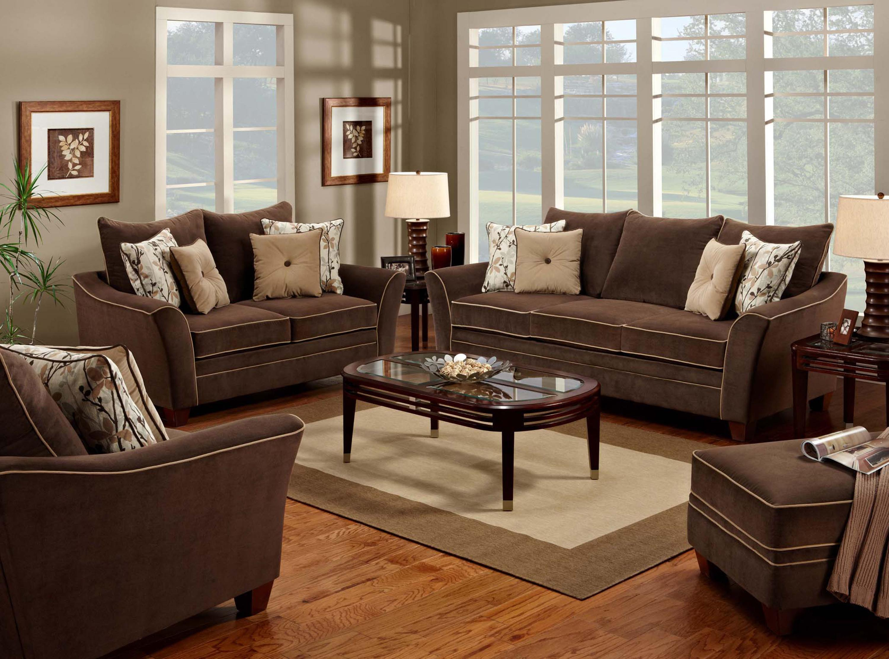 811 Bridgeport Stationary Living Room Group by Franklin at Furniture Superstore - Rochester, MN