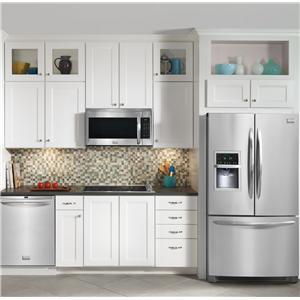 French Door Refrigerators by Frigidaire