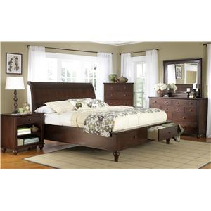 Furniture Brands, Inc. Providence Bedroom King Bedroom Group