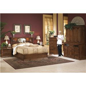 Furniture Traditions Alder Hill Hope Chest