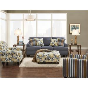 2600 2600 Group By Fusion Furniture Regency Furniture