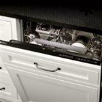 Hidden, Top Controls Provide a Streamlined, Seamless Design Aesthetic
