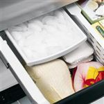 French Door Models in this Line Feature Automatic Ice Makers in the Freezer Drawer Located at the Bottom of the Unit
