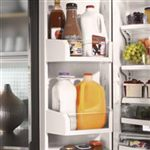 Models Featuring Gallon Door Storage Allow You a Convenient Space for Gallon Jugs and Other Large Containers