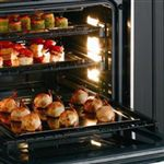 Select Models within the Line Feature Self-Cleaning Ovens Racks that are to be Left in the Oven During the Self-Clean Cycle