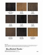 Unique, Hand-Distressed Finishes Available in an Unrivaled Selection of Natural, Worn and Antiqued Styles