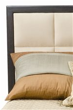 Upholstered Headboard with Wood Frame