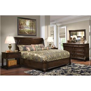 Hekman Charleston Place Queen Bedroom Group 2