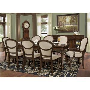 Hekman Charleston Place Dining Room Group 1