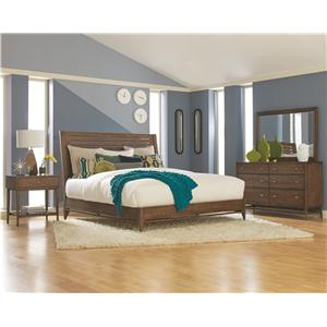 HGTV Home Furniture Collection City Center Bedroom Group