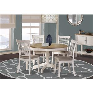 Bayberry White by Morris Home Furnishings